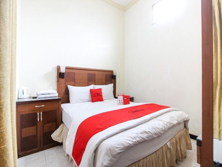 RedDoorz Plus @ Tegal Panggung Yogyakarta - Guestroom