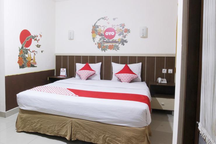 OYO 312 Hotel Sukarami Palembang - Guest Room