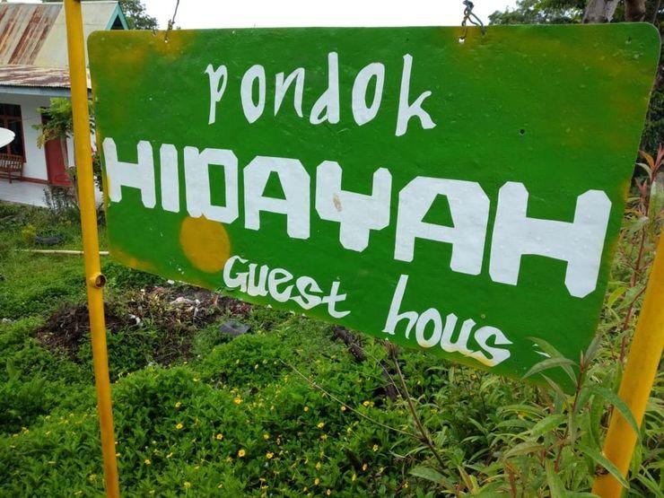 Pondok Hidayah Ende - Exterior