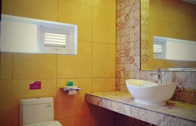 Tibera Hotel Ciumbuleuit Bandung - kamar mandi