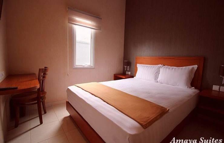 Review Hotel Amaya Suites Hotel (Jogja)
