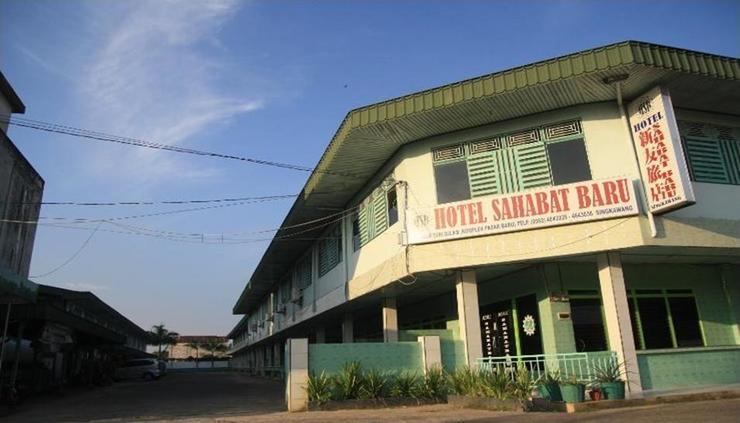 Hotel Sahabat Singkawang Singkawang - exterior