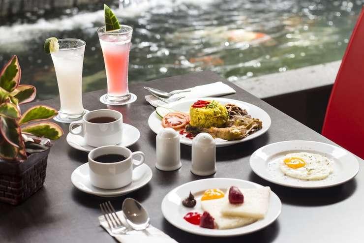 Hotel 88 Kopo Bandung - Breakfast Area
