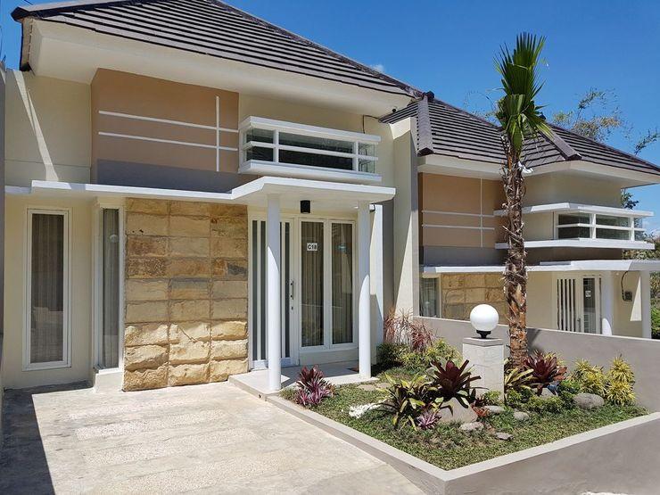 Villa Permata Batu Malang - Facade
