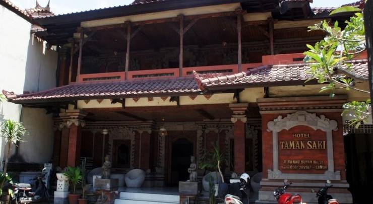 Hotel Taman Sari Bali - (28/Mar/2014)