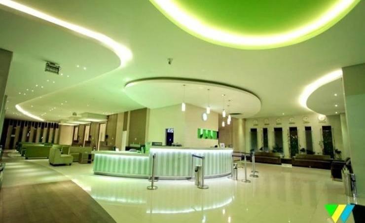 Hotel Wisata Niaga Purwokerto - Iinterior