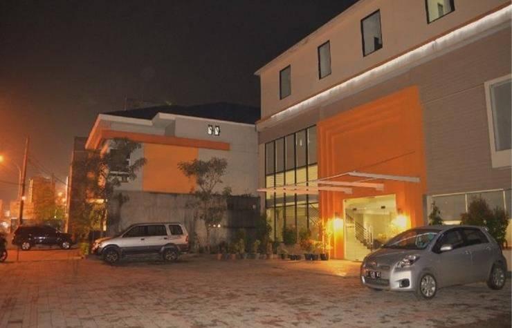 D'Gria Hotel Syariah Serang - Eksterior
