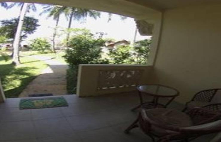 Bam Bana Cottages Lombok - pemandangan sisi