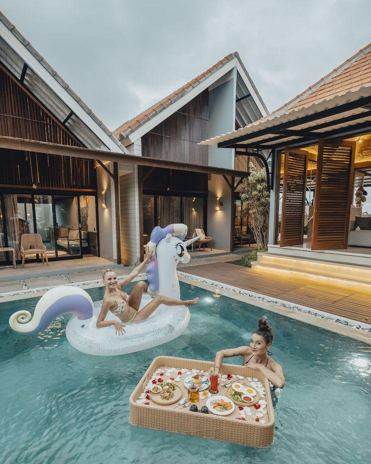 Amolas Villa Bali - Pool