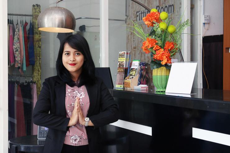 Airy Mergangsan Taman Siswa 91 Yogyakarta - Receptionist