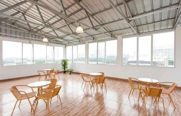 AH1 Guesthouse Tangerang - Interior