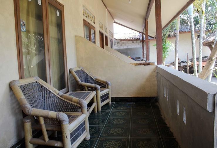 Duyung Homestay Gerupuk Lombok - Interior