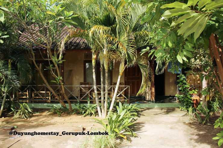 Duyung Homestay Gerupuk Lombok -