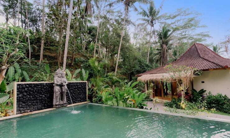 Ajuna Suite Villas Ubud Bali - Ajuna Suite Villas Ubud