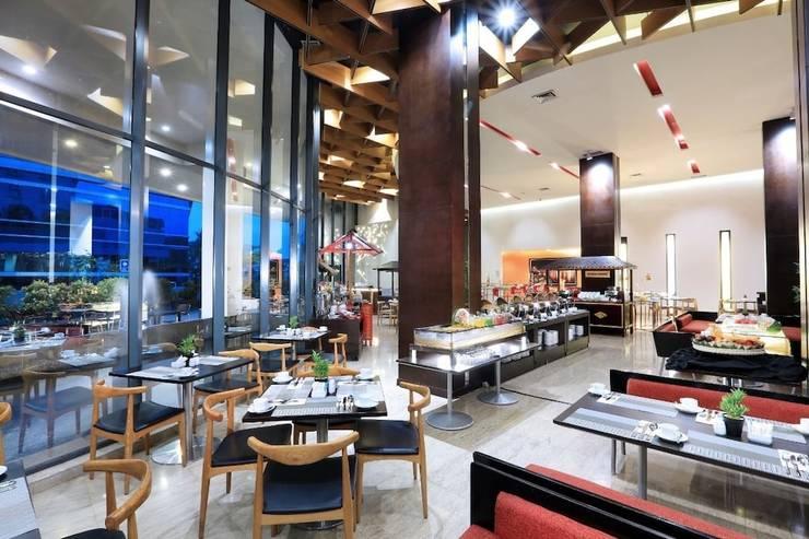 Aston Palembang - Restaurant