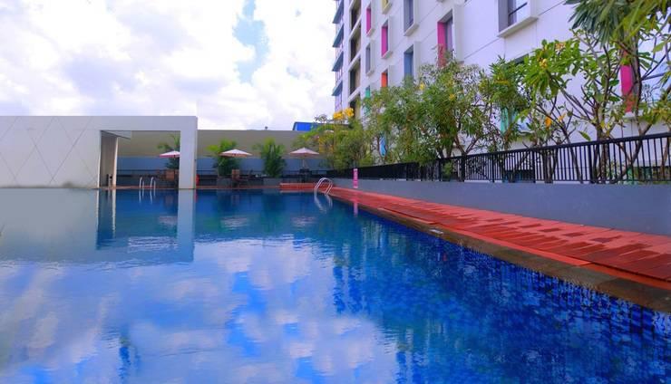 Aston Palembang - Kolam renang