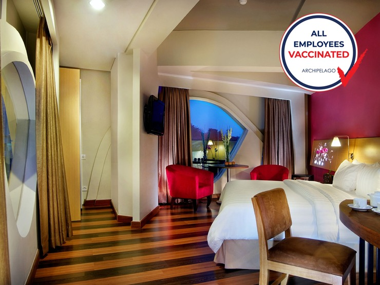 Aston Palembang Hotel & Conference Center Palembang - Vaccinated