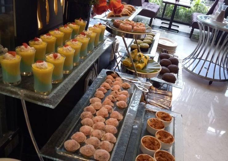 Hotel Aria Centra Surabaya Surabaya - menu sarapan