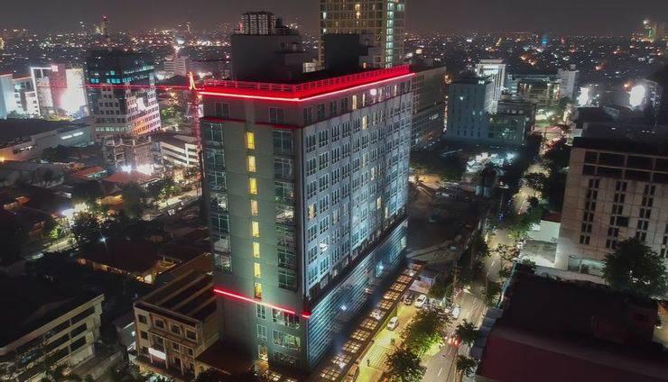 Hotel Aria Centra Surabaya Surabaya - Front Building Hotel