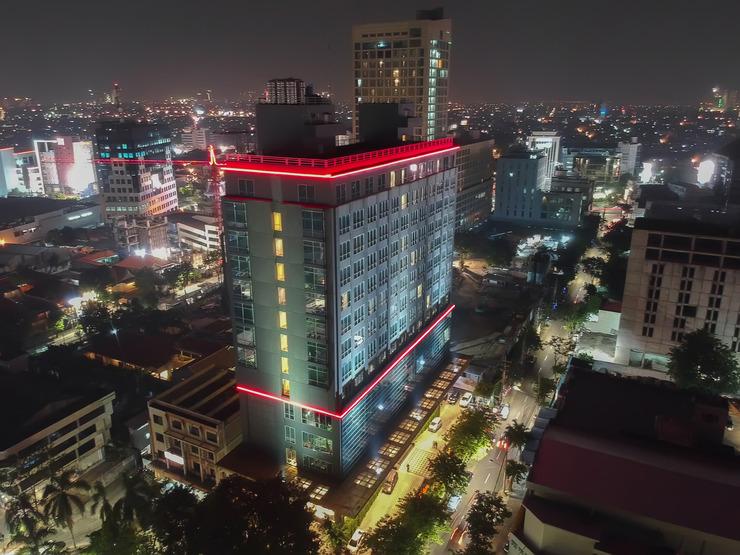 Hotel Aria Centra Surabaya Surabaya - Gedung