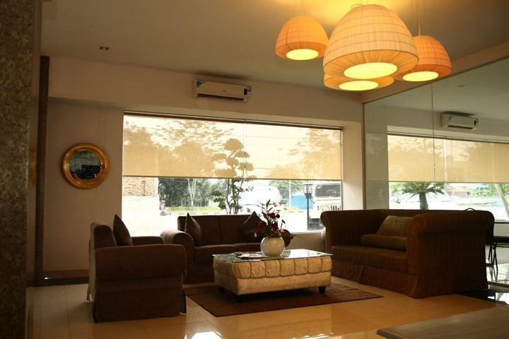 Saka Hotel Medan - Lobi