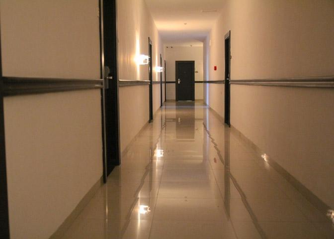 Saka Hotel Medan - Koridor