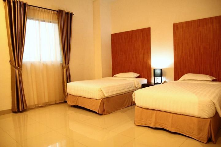 Saka Hotel Medan - Deluxe Room