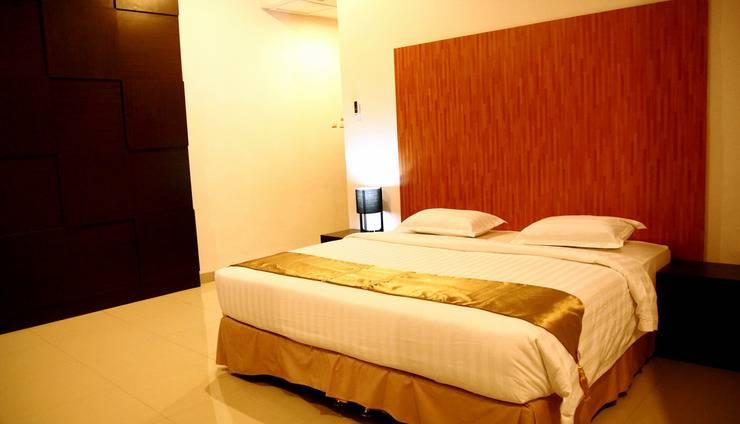Saka Hotel Medan - Kamar tamu