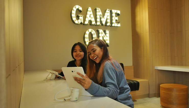 Yello Hotel Paskal Bandung Bandung - Game Area