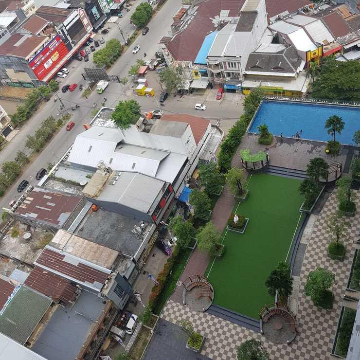 Apartemen Vida View 27L by Liny Makassar - View