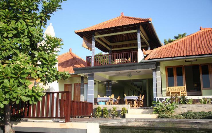Puri Tugu Belanda Bali - Exterior
