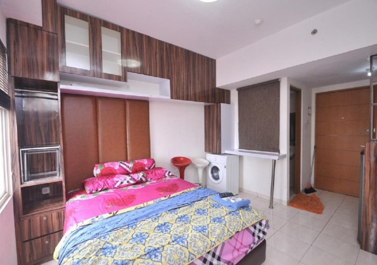 Sopian Apartemen Margonda Residence 2 Depok - Bedroom