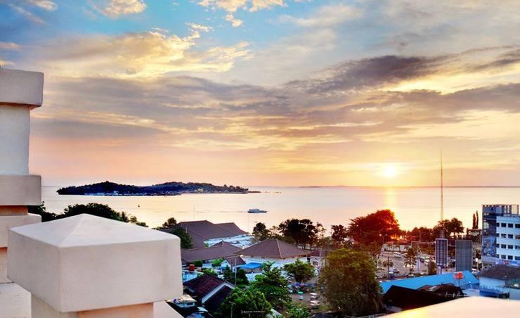 Hotel Laguna Tanjung Pinang - Pemandangan