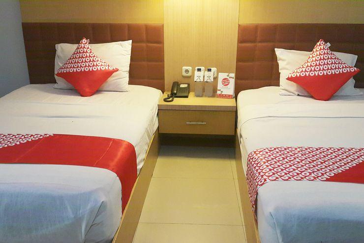 OYO 1088 Hotel Mega Sentosa Samarinda - Bedroom
