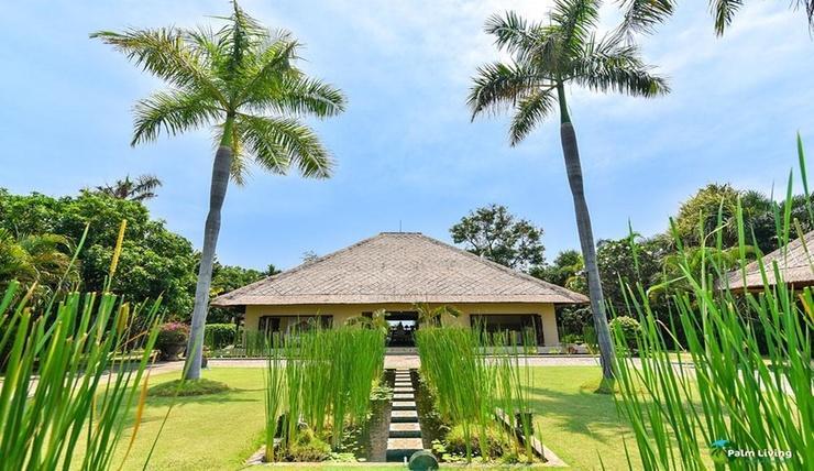 Villa Lotus Lovina Bali - Exterior