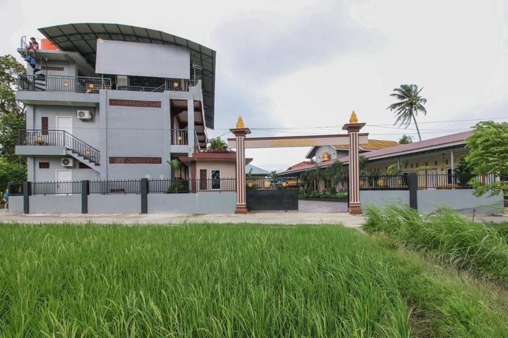 Airy Syariah Pauh Djamaluddin Wak Ketok 20 Padang - Exterior