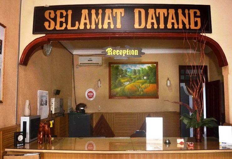 NIDA Rooms Pematang Siantar Melanthon Siregar Pematang Siantar - Resepsionis