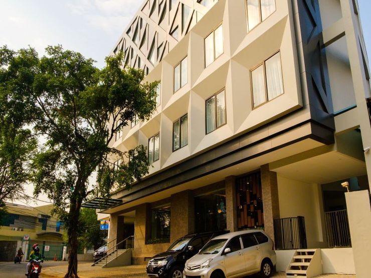 All Nite & Day Residence Kebon Jeruk Jakarta - Facade