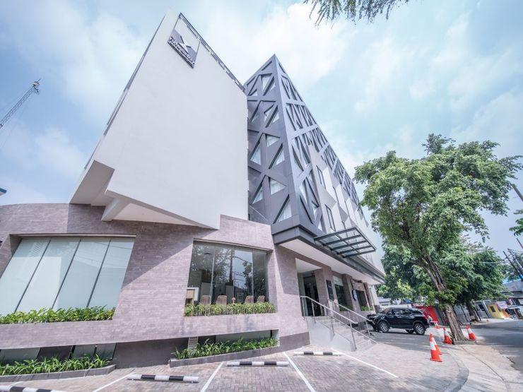 All Nite & Day Residence Kebon Jeruk Jakarta - EXTERIOR