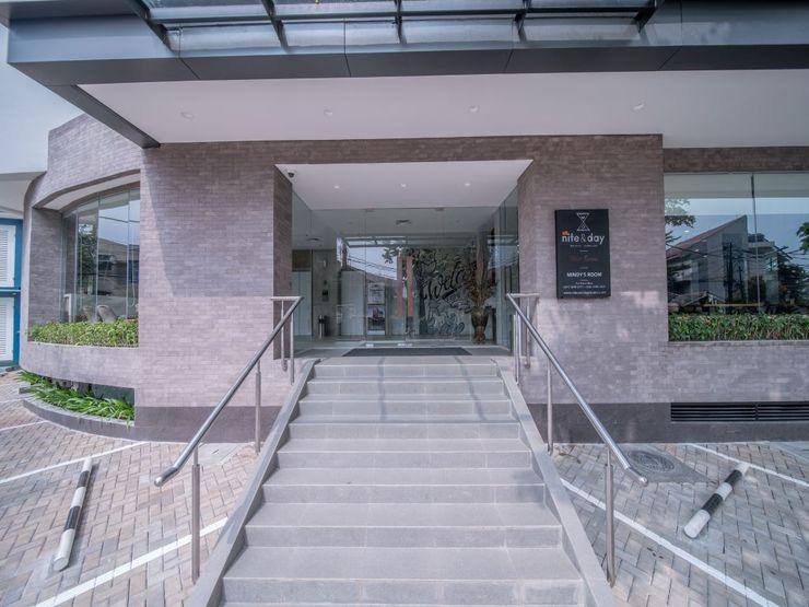 All Nite & Day Residence Kebon Jeruk Jakarta - ENTRANCE