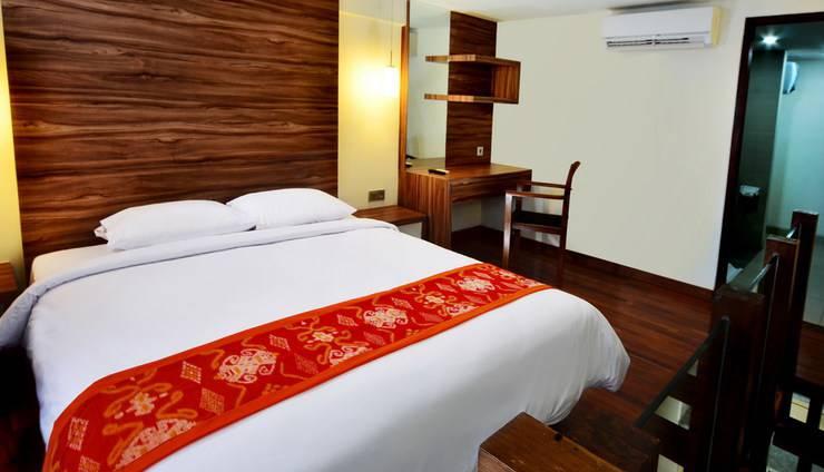 Legian Sunset Residence Bali - Kamar tidur