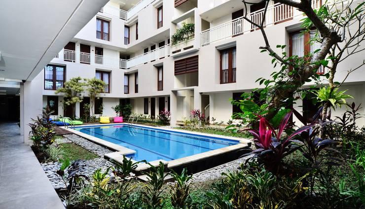 Legian Sunset Residence Bali - Eksterior (HI)