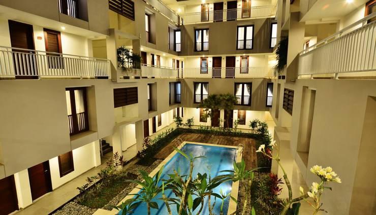 The Legian Sunset Residence Bali - Eksterior (HI)