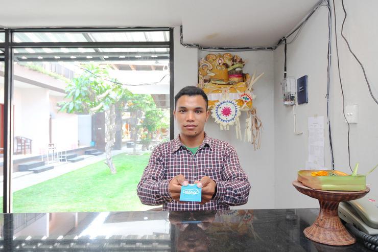 Airy Legian Poppies Satu 32 Kuta Bali Bali - Reception