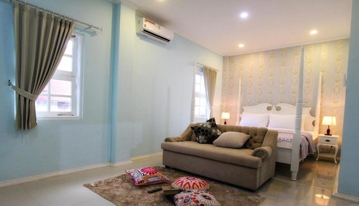 Omah Madam Bed & Breakfast Semarang - room