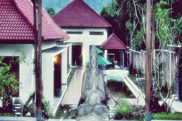 Villa Kendi Kalibaru - Eksterior