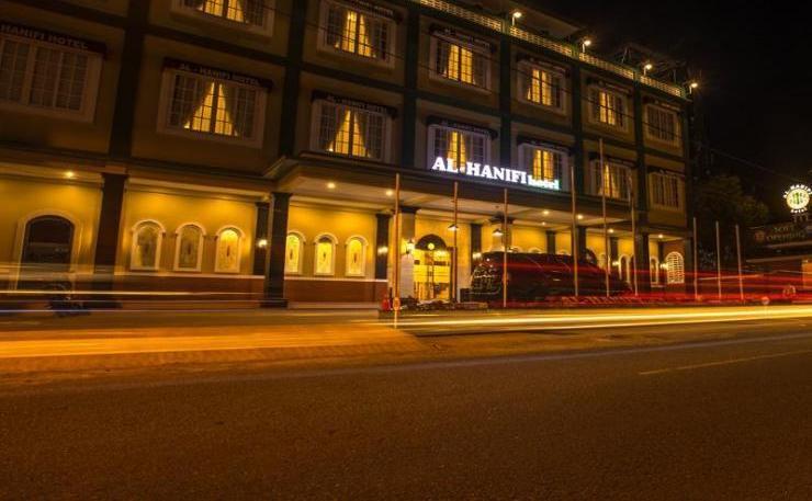 AL-Hanifi Hotel Banda Aceh - Exterior