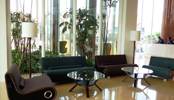 Soll Marina Hotel Serpong - Lobby