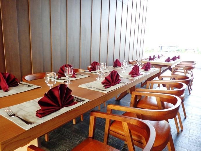 Soll Marina Hotel Serpong - Restaurant