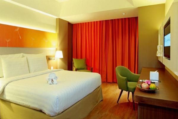 Soll Marina Hotel Serpong - Deluxe Room